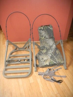 Summit Treestands Climber COBRA SD Tree Stand self climbing