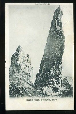 SKYE   Needle Rock - Quiraing  - early Valentine Card