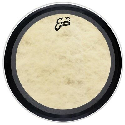 Evans EMAD Calftone Bass Drum Head 20 in.