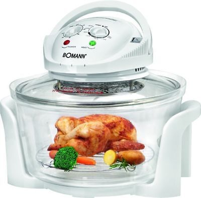 Luxury Hot Air Oven Halogen Oven Grill Timer 12 L Steamer Mini 48762985