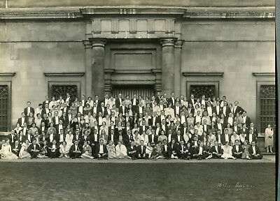 Original photograph Corpus Christi Ball Cambridge 1926