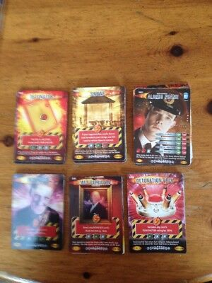 DOCTOR WHO - BATTLES IN TIME ( DEVASTATOR ) x 50 TRADE CARDS BBC 2008