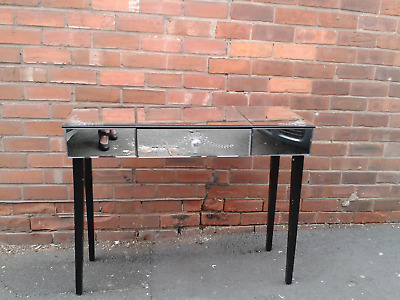 Unbranded   Mirrored Dressing / Console Table