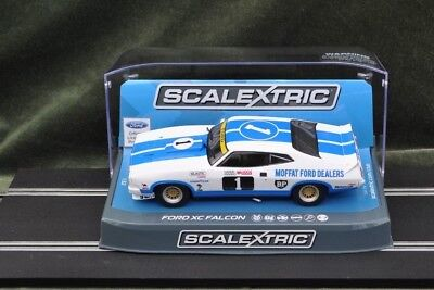 Scalextric C3741 1/32nd Slot Car Ford XC Falcon  NEW BOXED Allan Moffat