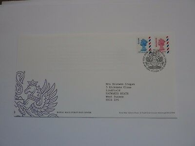 Definitive Issue 2003 (03) FDC