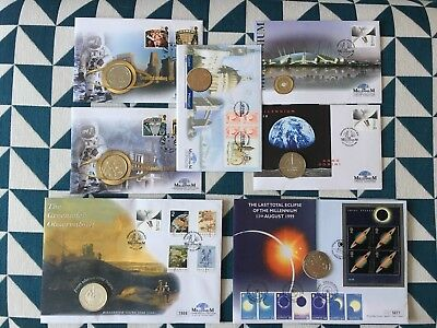 The Millennium Coin & Stamp Collection Album