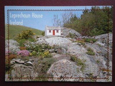Postcard Kildare Leprechaun House