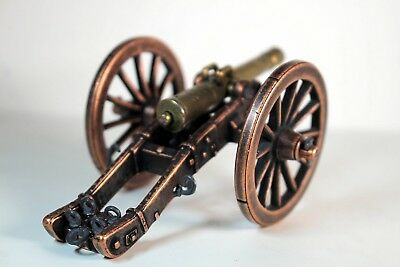 1.24 scale French Napoleonic waterloo 6lb Cannon by Winter Reproductions LTD