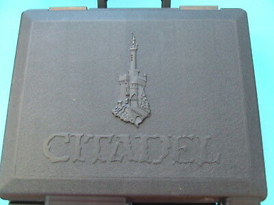 Warhammer - Citadel - Hard Plastic Army Case - 3 tier Army Traveller Case