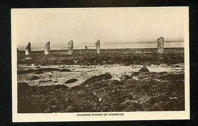 STENNESS  ORKNEY   Standing Stones  RP