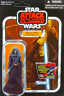 Barriss Offee Jedi Padawan Vc51 Star Wars The Vintage Collection Von Hasbro