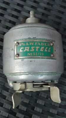 Faber Castell 52/20 Anspitzer Spitzmaschine Made In Germany