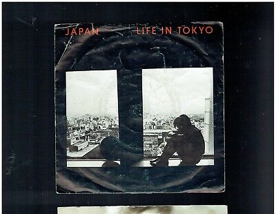 Japan Life In Tokyo Ps 45 1982