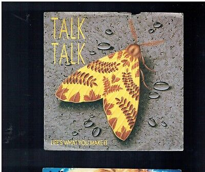 Talk Talk Life's What You Make It Ps 45 1985