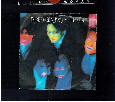 The Cure In Between Days Ps 45 1985