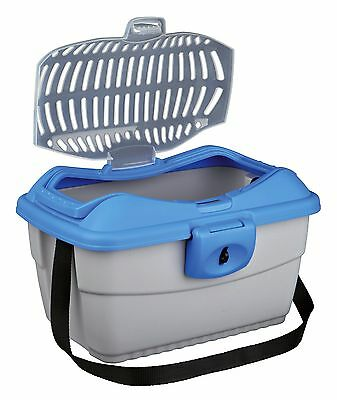 39802 Trixie Mini-Capri Plastic Open Top Small Rabbit Guinea Pig Pet Carrier