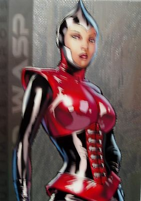 Women of Marvel 2 Ultimate Heroes UH26 Wasp Rittenhouse