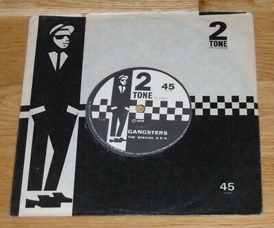The Specials  Special Aka - Selecter - Gangsters - Mod Ska  New Wave - Excellent