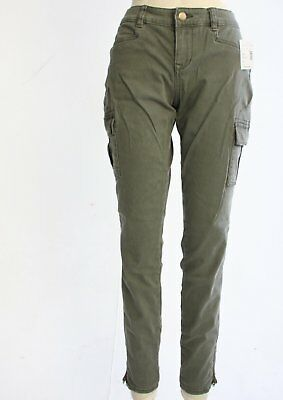 Maurices Cargo Pants with Zipper Ankle