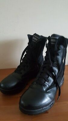 Magnum army boots size 11