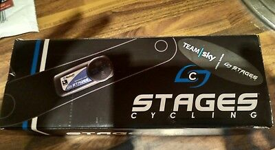 Stages 105 5800 172.5mm  power meter in silver