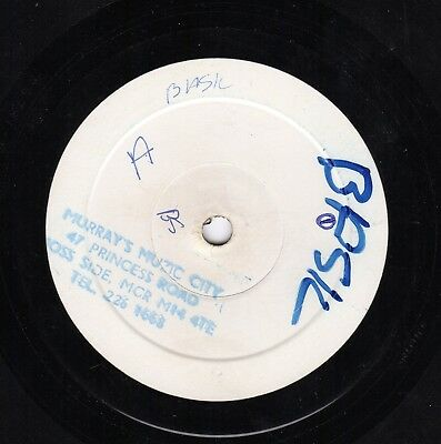""""""" PROVERBS EXTRACTION. """" pablo moses. ISLAND TEST PRESS BLANK 10in 1982."""