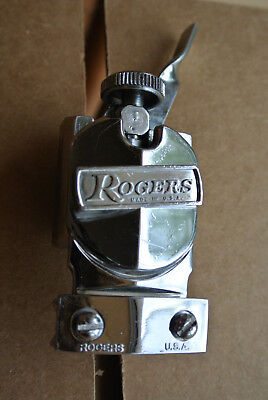 SWEET! 1960's Rogers USA STRAINER for YOUR POWERTONE SNARE & DRUM SET! LOT #A578