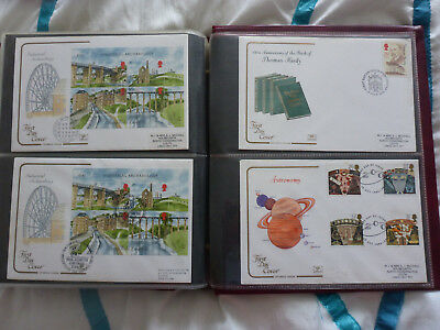 Collection Cotswold Covers (60) Housed in Sg Major Album (#2)