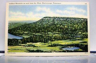 Tennessee TN Chattanooga Lookout Mountain Postcard Old Vintage Card View Post PC