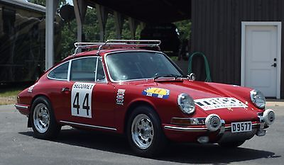 1968 Porsche 912 Vintage Rally car 1968 Porsche 912 Vintage Swedish Rally Car Well Documented and Restored