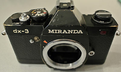 (Prl) Miranda Dx-3 Pezzi Ricambio Ricambi Spare Part Parts As It Is Like Picture