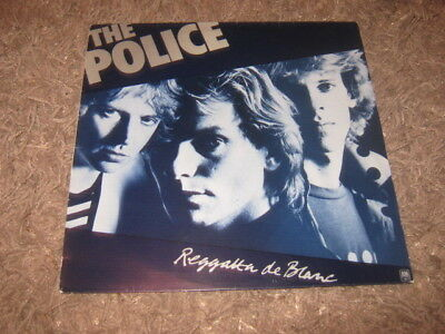 The Police  -  Regatta De Blanc  Lp