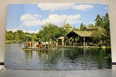 Walt Disney World Heading For Adventure Postcard Old Vintage Card View Standard