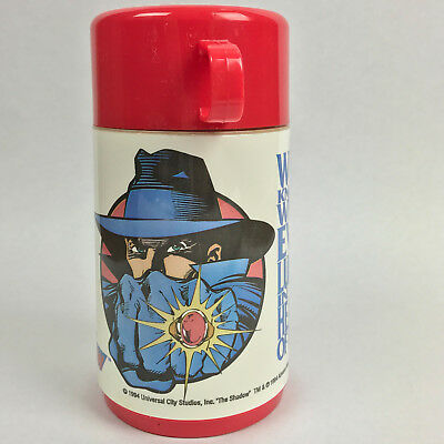 Aladdin The Shadown Thermos 8 ounce Never Used