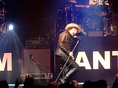 Adam Ant  The Anthems Tour  Photo`s  (Kings,prince,dirk,strip,persuasion)