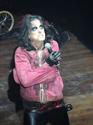 Alice Cooper Raise The Dead Tour Photos Welcome To My Nightmare,terror Tour
