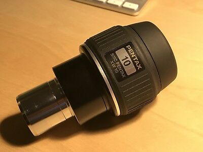 Pentax XW10 SMC Eyepiece For Telescope & Spotting Scope