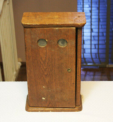 Vintage Wood Bat Box Bat House