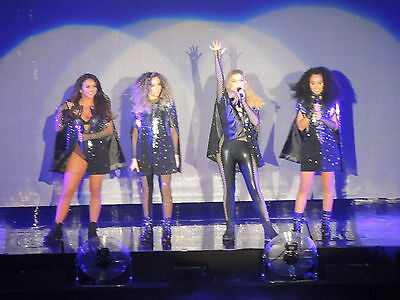 Little Mix The Get Weired Tour Photos   Salute  Dna  Black Magic