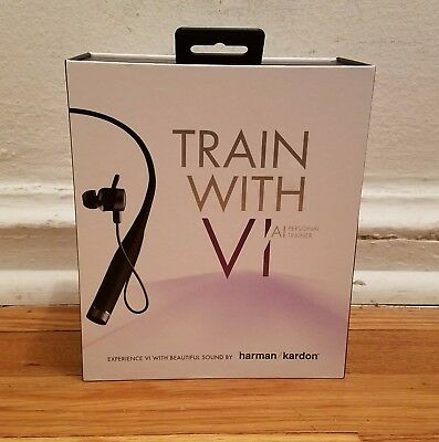 NEW LifeBEAM VI AI Artificial Intelligence Personal Trainer Bluetooth Headphones