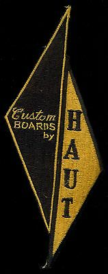 Haut Surfboards Surf Surfing Patch S-3