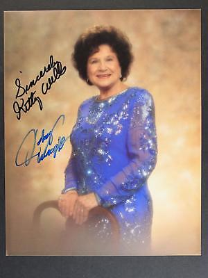 Country Western Kitty Wells (1919-2012)~Johnnie Wright (1914-2011) Photo~