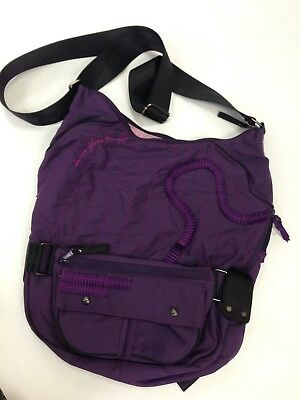 Lululemon Side Stage Studio Dance Floss Travel Fanny Bag Tote Messenger