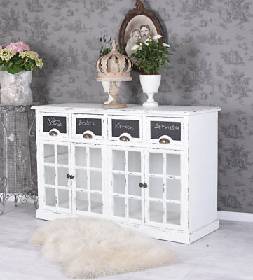 Apothecary Cabinet Shabby Chic Dresser Cabinet Vintage Kitchen Cabinet