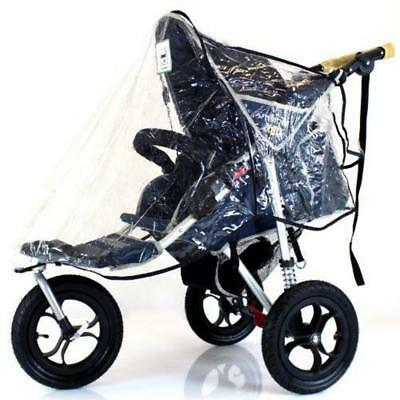 Brand new in bag Out n About single rain cover for Nipper 360 clear