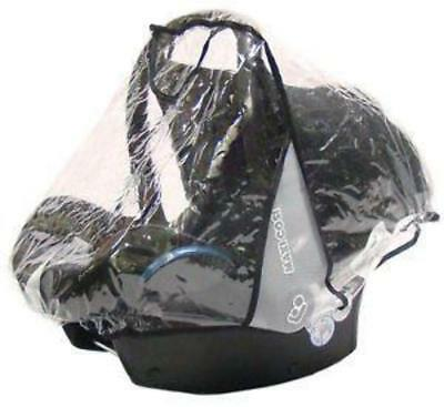 Universal Car Seat Raincover Fit All Carseat Rain Cover