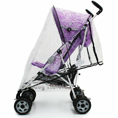 Rain Cover For Red Kite Push Me 2U Stroller Raincover Professional Heavy Duty