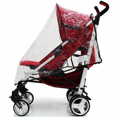 Universal Raincover Baby Jogger Vue Buggy Pushchair Stroller Top Quality NEW