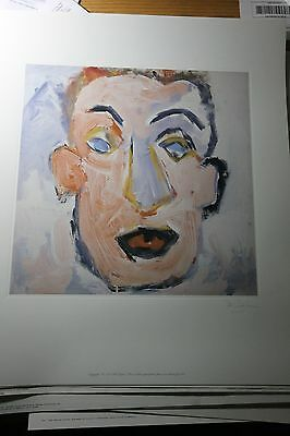 Bob Dylan Album Art Print SELF PORTRAIT Lithograph