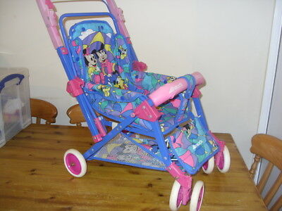 Vintage hauck apollo disney  mini pushchair